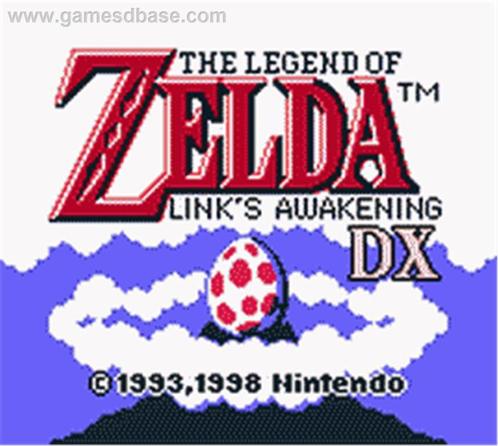 The Legend of Zelda: Link's AwakeningDX