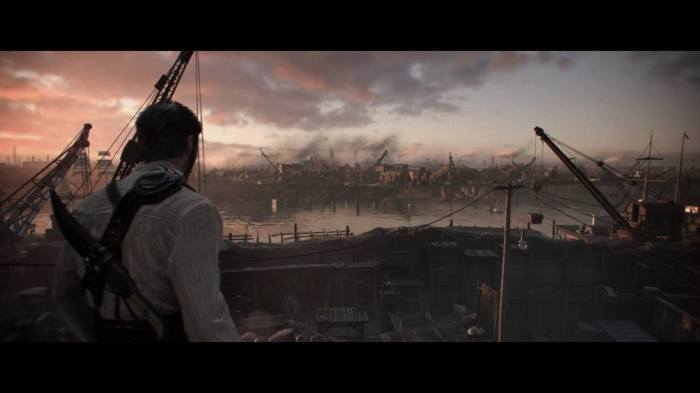 Snap Look – The Order: 1886