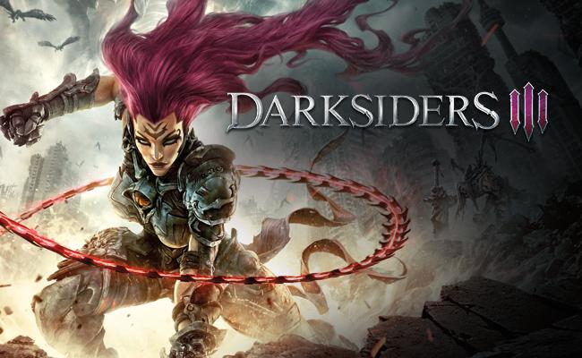 Darksiders 3 Announced
