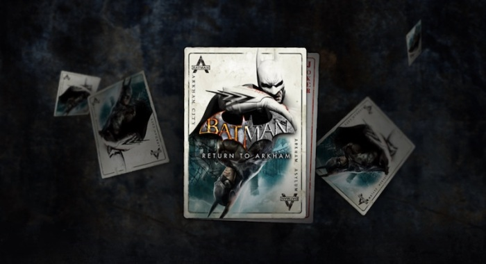 Batman: Return to Arkham Live Stream