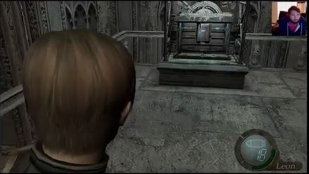 Resident Evil 4 TwitchStream